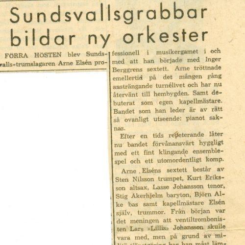 Artikel Arne Elsen