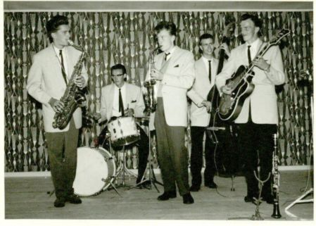Kurt Erikssons kvintett 1958